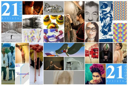 21 artists